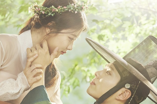 Drama Korea Love in the Moonlight