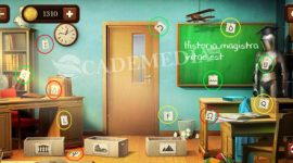 Kunci Jawaban 100 Doors Game Escape from School Level 31 s/d 40