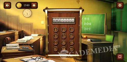 Kunci Jawaban 100 Doors Game Escape from School Level 34