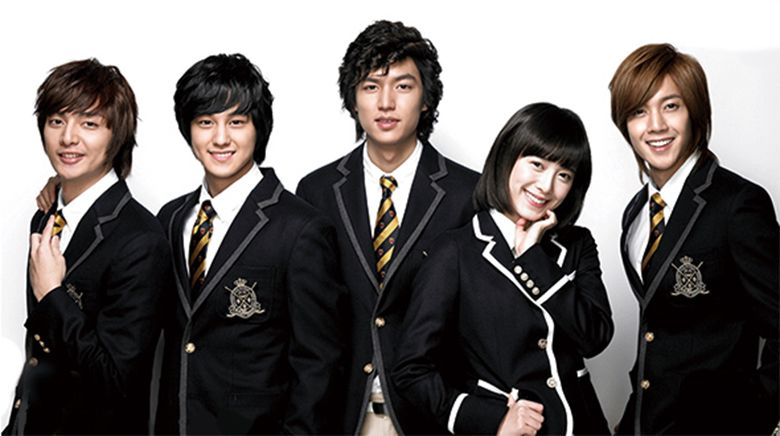 Drama Korea Romantis Terbaik Boys Over Flowers