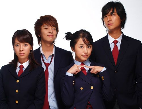Drama Korea Romantis Terbaik Princess Hours