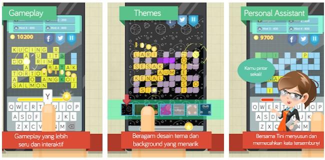 Game Android Teka-Teki Saku