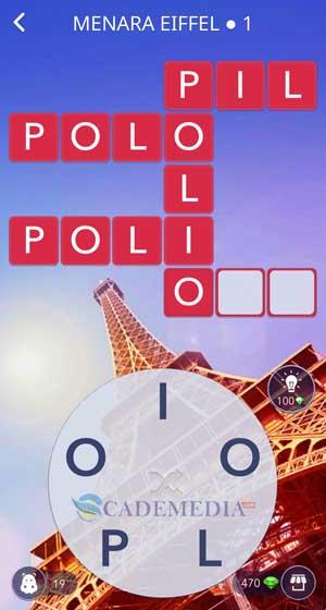 Kunci Jawaban WoW Menara Eiffel 1