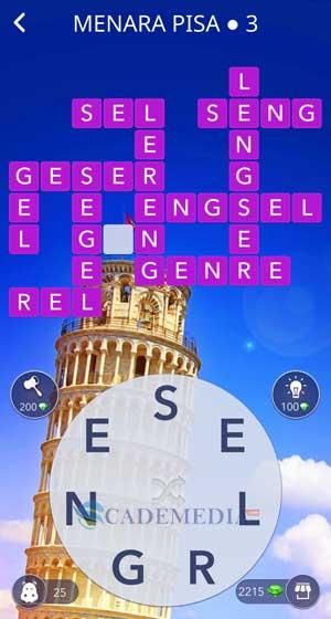 Kunci Jawaban WOW Menara Pisa 3