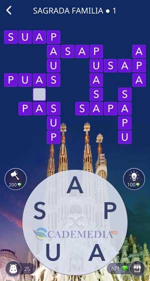 Kunci Jawaban Wow Sagrada Familia 1