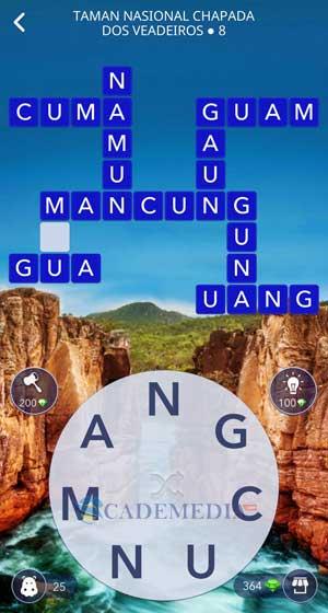Kunci Jawaban WOW Taman Nasional Chapada Dos Veadeiros 8