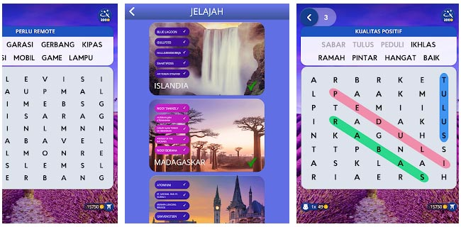 Game Android WoW Search