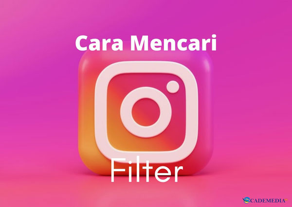 Gambar Ilustrasi Mencari Filter IG